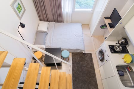 Duplex studio Itaewon@Hongdae - Yongsan-gu - Apartment