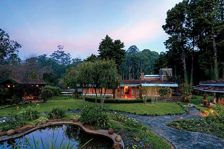 Quaint Chalet in the Hills - Kodaikanal