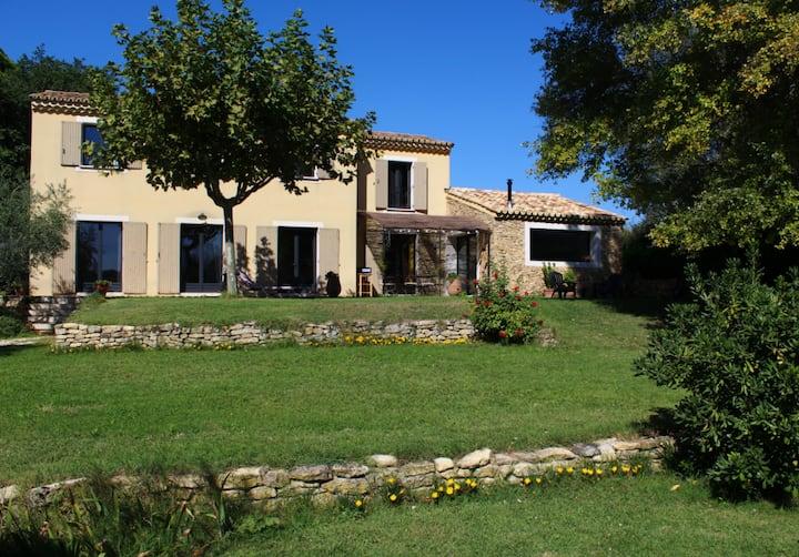 villa familiale en Provence