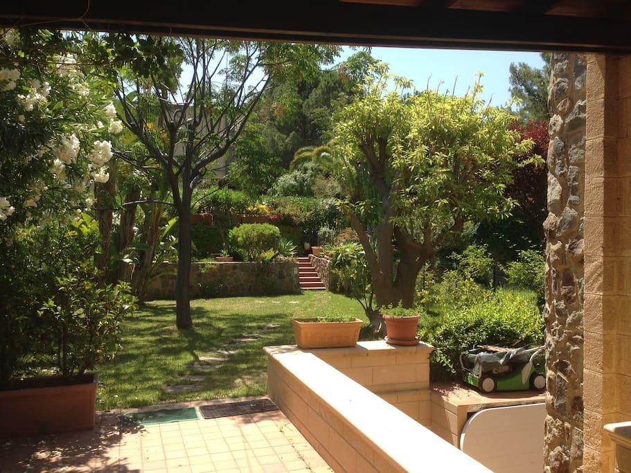 Villetta residence baia dei sette emiri cefal ville - Residence il giardino bellaria ...