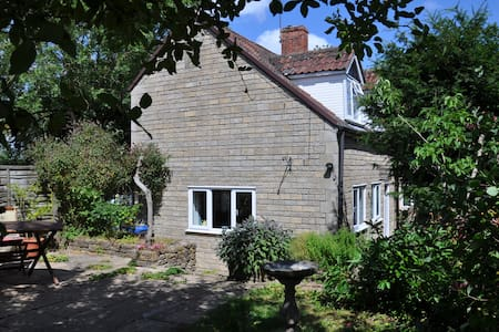 Brook Cottage Annex Kington Langley - Kington Langley - Hus