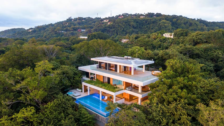 Casa Oceano - Luxury Nosara - New Build