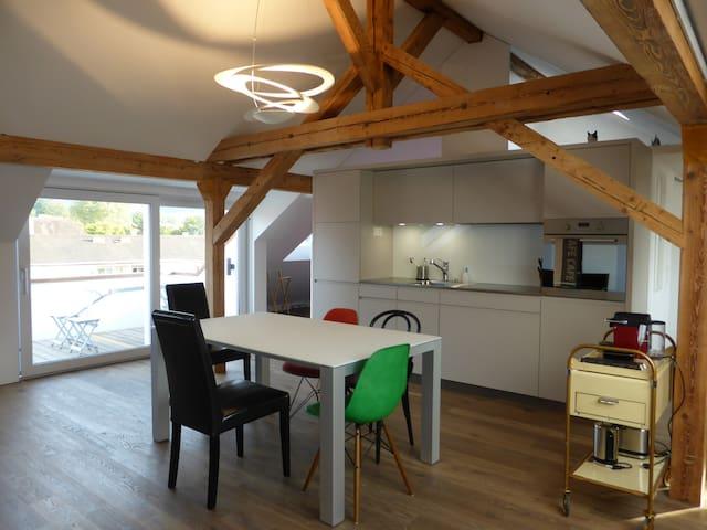 Top Dachwohnung in Bern