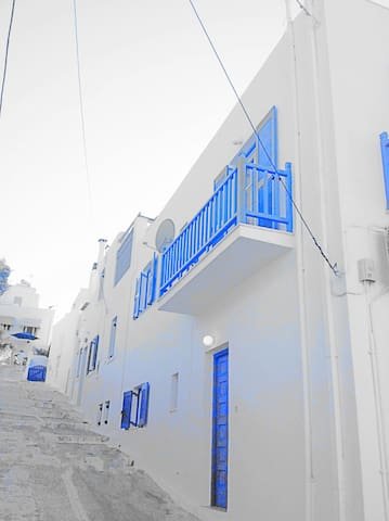 The Heart of Naoussa! All the fun in your Hands! - Paros - Casa