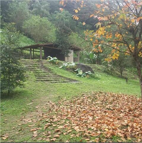 Camping Estruturado - Toca da Serra - PETAR