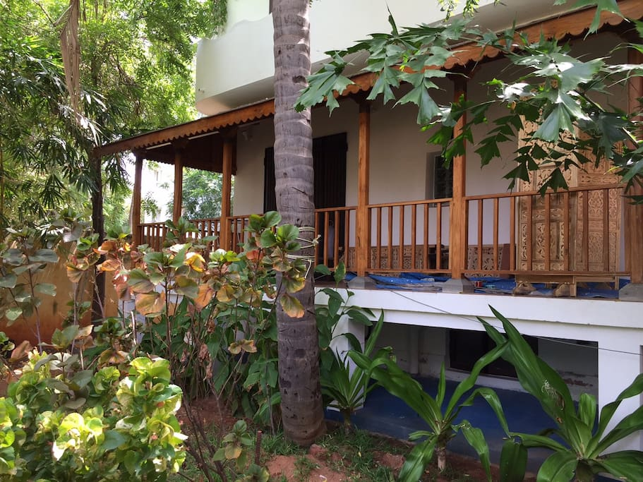 Private Villa To Rent In Pondicherry