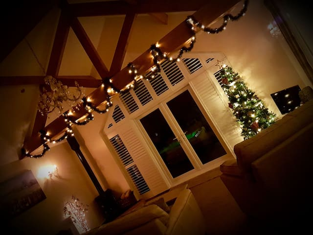 Millwell Lodge, Luxury Holiday Cottage nr Lincoln