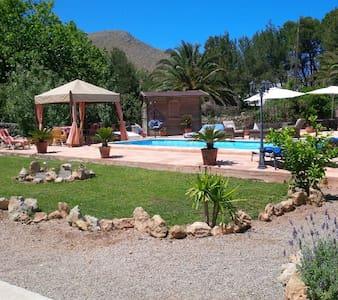 Luxury Caravan In Private gardens Air con WiFi -  Puerto Pollença