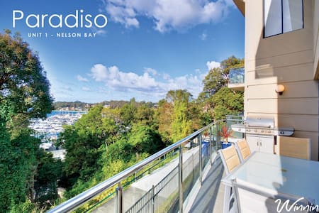 Spectacular Marina Views - Nelson Bay