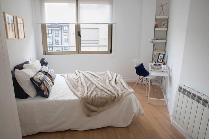 Lujoso y coqueto apartamento a 10 min de Santiago