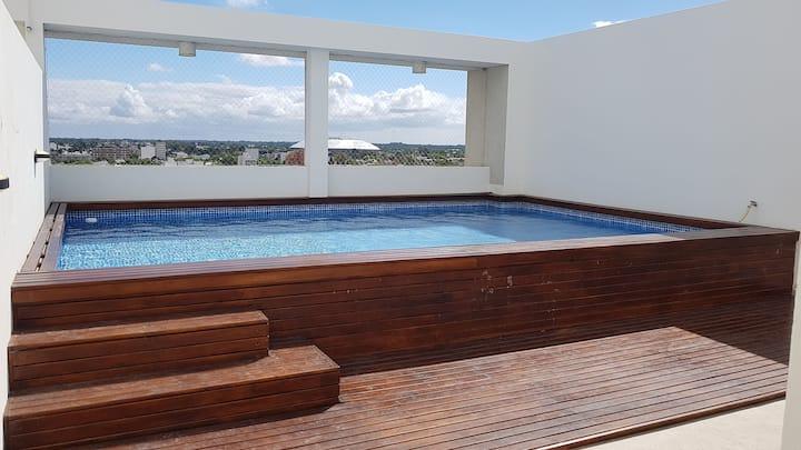 Depto moderno en Terrazas Resort