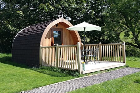 "Howgills Hideway Glamping Pods -  ""Whins End"""