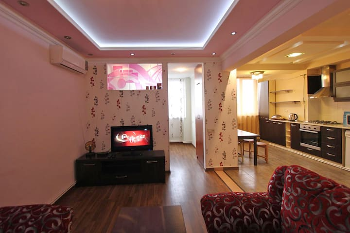 New designer apartment in the center - Yerevan - Appartement