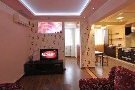 New designer apartment in the center - Ереван - Квартира