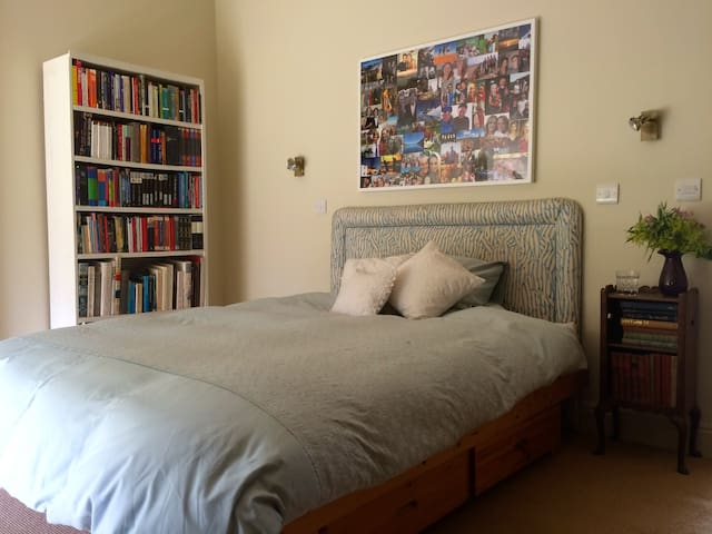 Beautiful and Bright Double Bedroom
