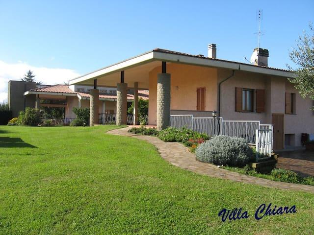 Villa Chiara - Bracciano - Villa