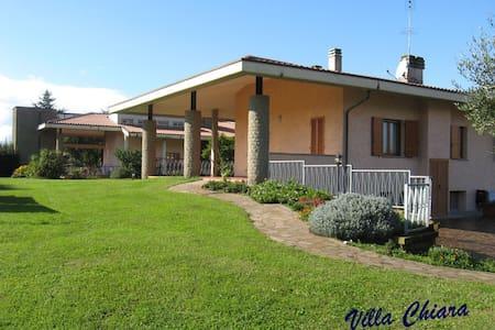 Villa Chiara - Bracciano
