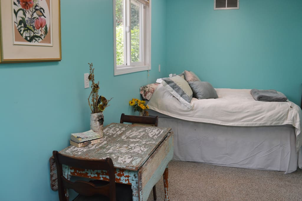 Blue Room in the Cottage