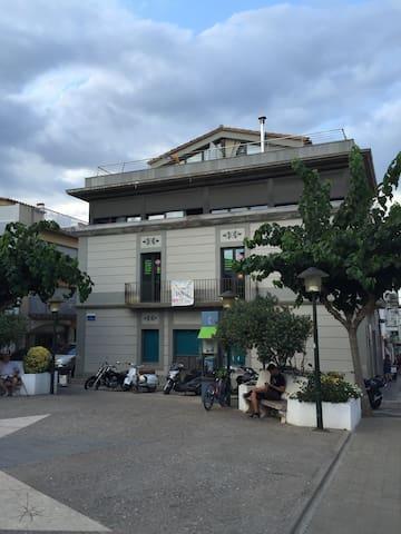 Studio in the center of the village - L'Escala - Flat