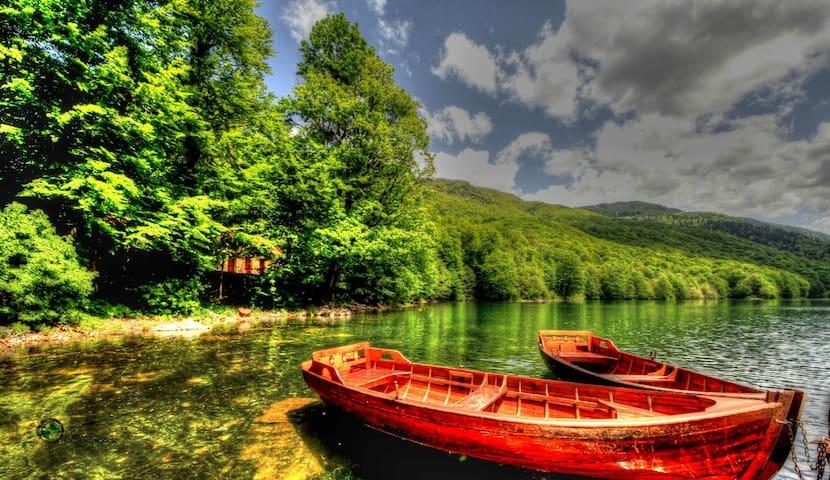 Dolovi Lalevica-Camp Janketic - Dolovi Lalevića - Bungalow
