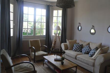 Maison anglo-normande 3 étoiles - Ouistreham - บ้าน