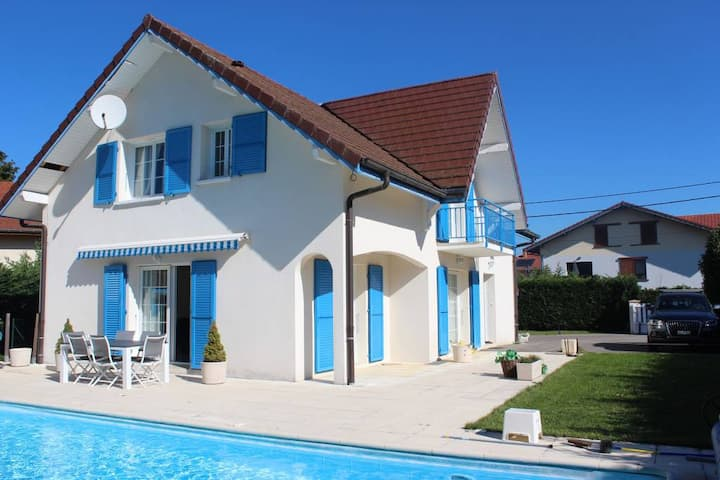 Luxury House near Geneva