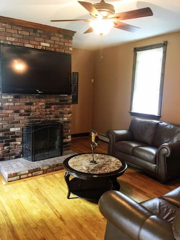 Large shared apartment near downtown Providence