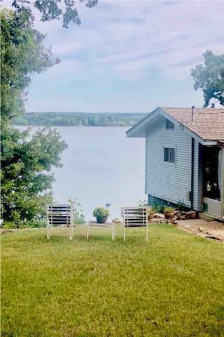 Breezy Point on North Grand Lake