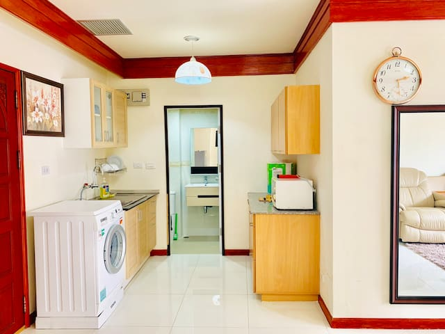 BKK Cozy Private 1BD Room @ Heart of Chatuchak