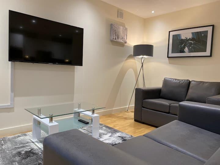 2Bed/2Bath Luxury Aprtmt 19 mins to Central London