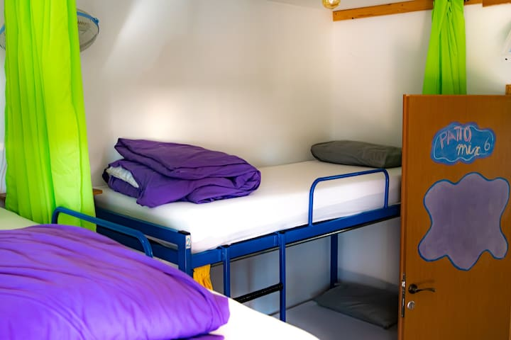 Golan Heights Hostel - A Bed in a 6 beds Mix Dorm