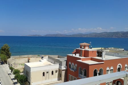 Comfortable apartment - Sea View - Kórinthos