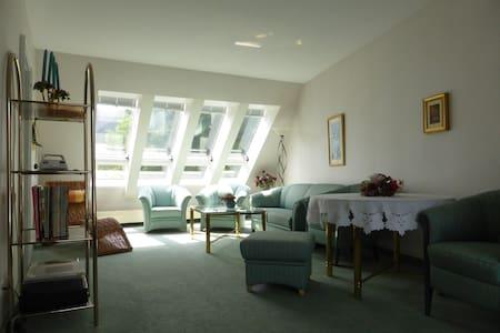 Großzügige Dachgeschosswohnung - Warstein - Apartment