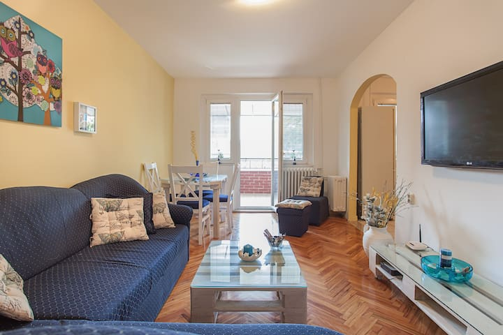 Cozy Comfy One Bedroom Apartment - Skopje - Apartamento