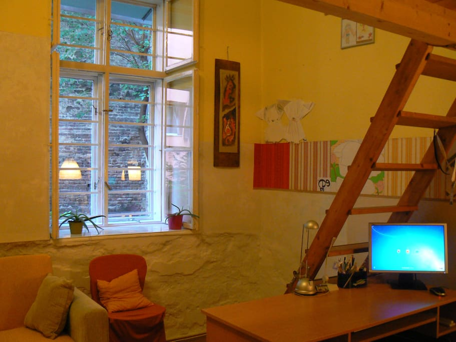 room with the outside view 1.
