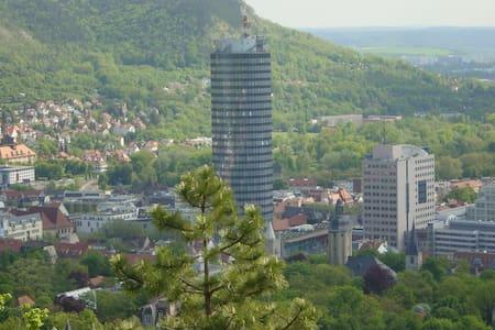Barrierefreies City Apartment im Herzen von Jena - Jena
