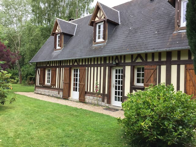 Normandy Cottage - Hautot-l'Auvray - Huis