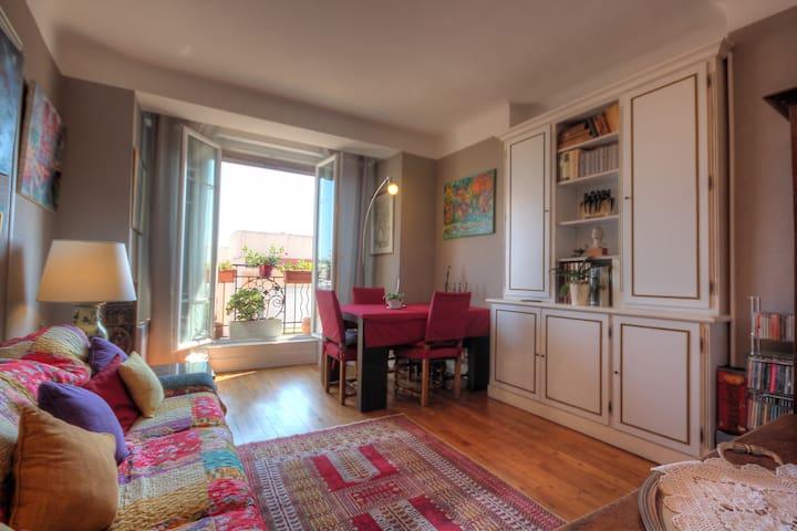 Classy 2 room flat, close Croisette - Cannes - Pis