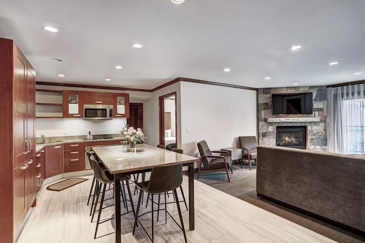 Fully Equipped 2BR Condo at the Vail Marriott