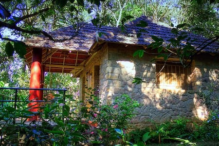 Eco cottage in Thekkady - Chakkupallam P.O., Kumily, Thekkady - 단독주택