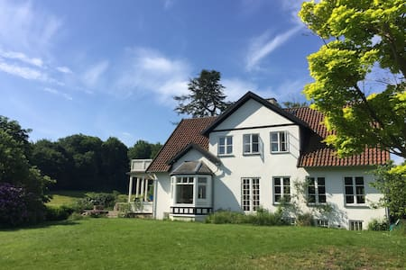 Large Copenhagen Villa with a View - Lyngby - 別荘