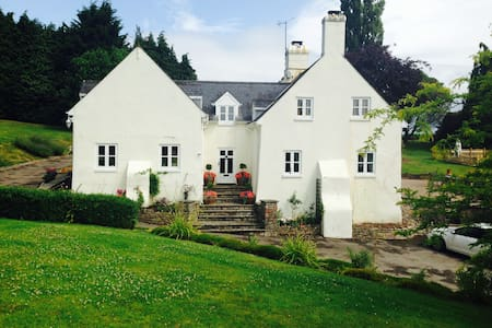 Beautiful Country House - Llangybi
