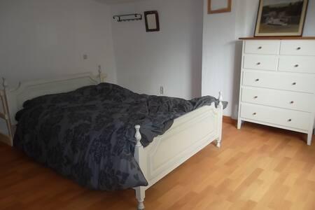 """""""chambre pour voyageurs"""" à La Gleize - Stoumont"""