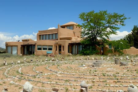 Casa Jupiter, a very distinctive property - Santa Fe - Hus