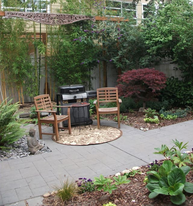 A Garden Sanctuary in the City
