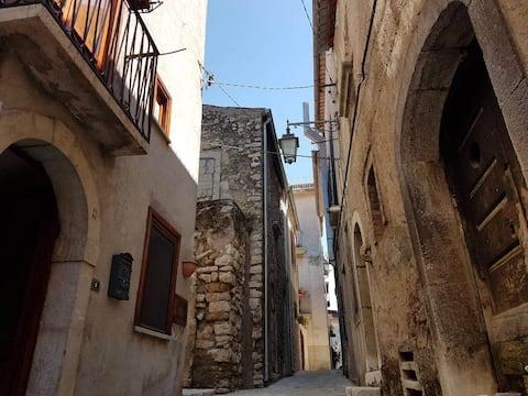 "The accommodation ""Da Mammanonna"""