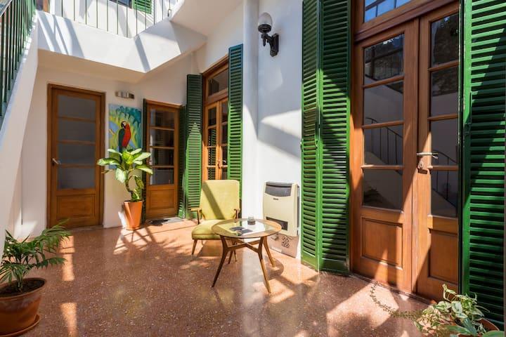 RenovatedFlat Terrace&Grill Almagro - Buenos Aires - Casa