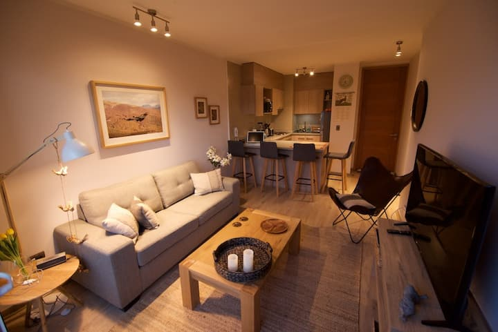 New lovely apartment best location in Puerto Varas