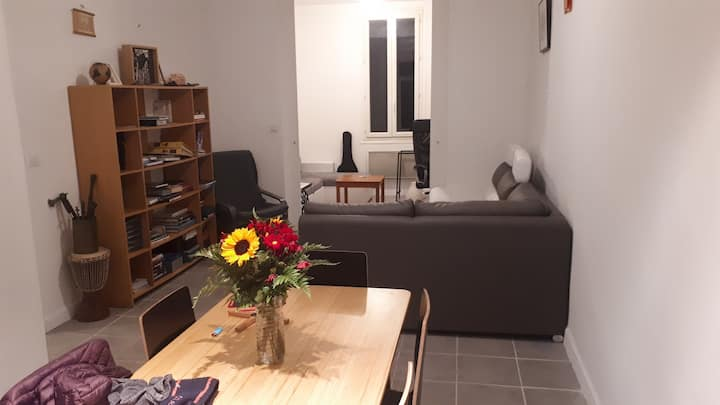 Appartement Lumineux 70m² / 3 Chambres / Terrasse