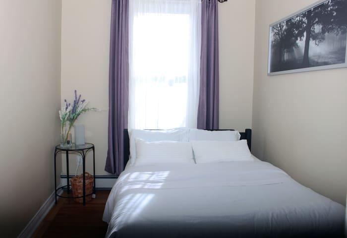 Little Leaf of Halifax: The Lavender Room